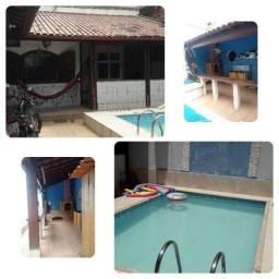 Silvana Costa Imóveis-Ótima casa com piscina em Muriqui temporada e finais de semana