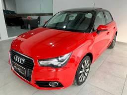 Audi A1 Sportback 1.4 2013 com Teto Solar - 2013
