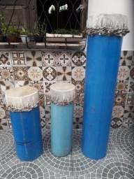 Parelha De Tambor De Crioula