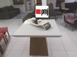 Mega feirão 25/01 mesa quadrada 0,90 X0,90 mts. mesa de showroom