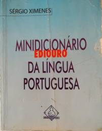Minidicionario da Língua Portuguesa - Sérgio Ximenes