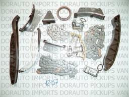 Kit corrente hr k2500/sorento 2.5 16v d4cb