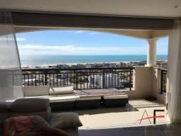 Apartamento com 3 suítes, andar alto e linda vista mar no Alta Vista Dunas