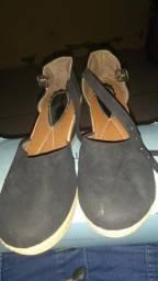 Sandália valentini calçados ótima confortável