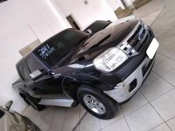 Ranger xlt 2.3 cd preta 16v 4x2 gasolina 4p manual - 2011