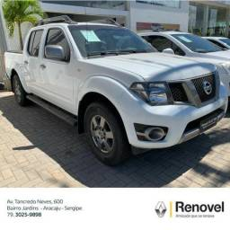 Nissan Frontier 2.5 SV Attack 4x4 Aut 2015 - Renovel Veiculos - 2015