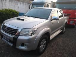 Toyota Hilux srv 2013 3.0 diesel automático 4x4 - 2013