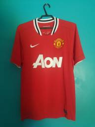 Camisa Manchester United 2011/12 original nike