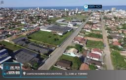 Galpão industrial com terreno de 2.285m² em Barra Velha/SC