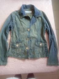 Jaqueta em couro R$ 120,00