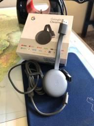 Google Chromecast 3(original)