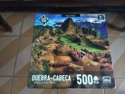 Quebra Cabeça 500 peças