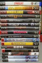 Jogos PS3, valores na descrição