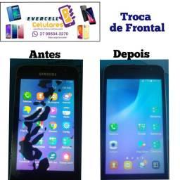 Tela troca modelos Samsung Motorola Iphone LG Xiaomi e Asus