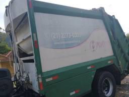Prensa  Compactador de lixo Aceito oferta
