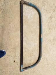 Arco de serra para madeira (com a serra)