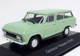Miniatura Chevrolet Collecction Veraneio