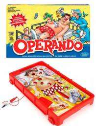 Título do anúncio: Jogo Operando da Hasbro LACRADO