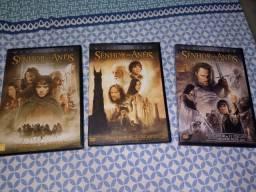 Triologia (DVD's) O Senhor dos Anéis