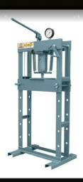 Prensa hidráulica 15 ton ribeiro