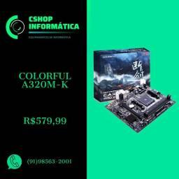 Colorful A320M-K