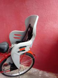 Cadeirinha de criança para bicicleta