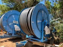 Irrigação com motor MWM 6 Cil. e dois carreteis 2014