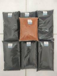 6 kg Carvão Ativado Granulado Para Filtros Deionizadores Sistema De Ro