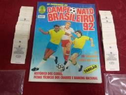 Álbum brasileiro 92. Promoção relâmpago dia dos pais!