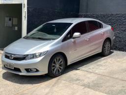 Honda civic LXR 2014 IMPECÁVEL