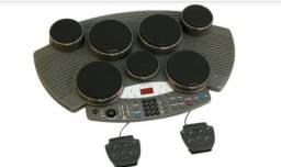 Bateria eletrônica MEDELI DD306 troco por vídeo game