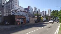 Terreno para Locação em Boa Viagem na Av Domingos Ferreira | 448 Metros | Plano