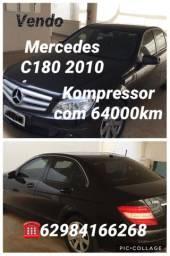 Mercedes C180 Kompressor 2010