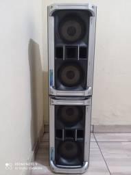 Caixas de som Sony mhc-Gnx90