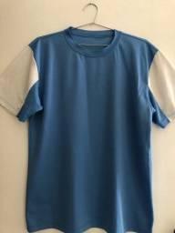 Camisa Fitness Maculina M