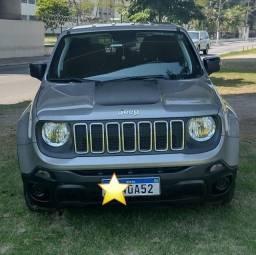 Título do anúncio: Jeep Renegade 1.8 At /2019 (16mil km) Flex