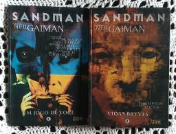 2 Hq's Sandman Conrad Um Jogo de Você / Vidas Breves