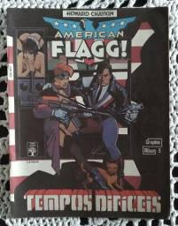 Hq Graphic Album 3 American Flagg