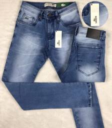 Título do anúncio: Calça Jeans Lacoste - Skinny Fit
