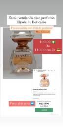 Perfume Elysée O boticário