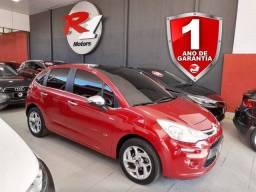 C3 2012/2013 1.6 EXCLUSIVE 16V FLEX 4P AUTOMÁTICO