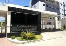 Apartamento nascente sul 3 qtos Cond. Jardim Cabo Branco