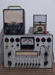 Manutenção em amplificadores Valvulados