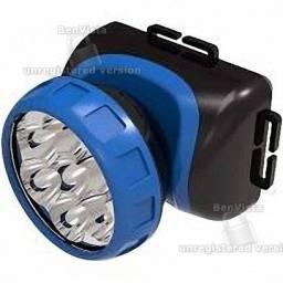 Lanterna De Cabeça 7 Leds Nsbao Yg-3584