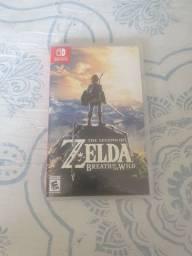 Zelda breath of the wild -Nintendo Switch-
