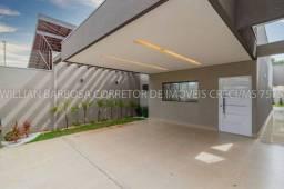 Belíssima casa alto padrão no Rita Vieira I - Fachada imponente e moderna!!!