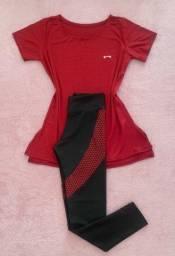 Calça  e blusão veste n 38 (entrega grátis) p JP
