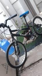 Bicicleta Caloi aro 20 - 6 marchas