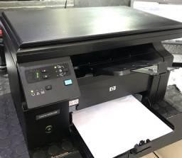 Impressora Hp M1132 funcionando