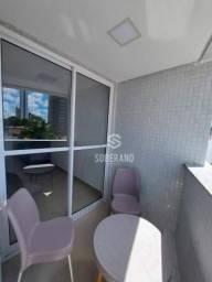 Apartamento com 2 dormitórios à venda, 44 m² por R$ 250.000 - Miramar - João Pessoa/PB
